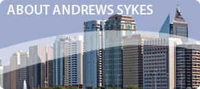 About Andrews Sykes in the Middle East