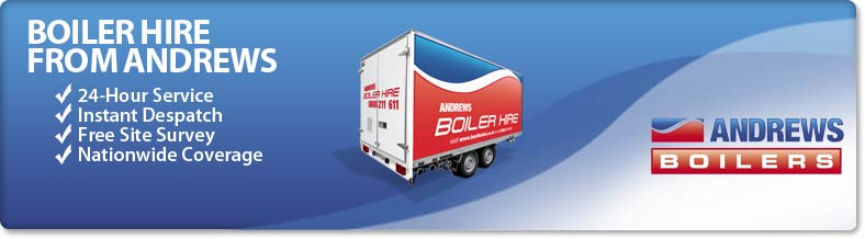 Boiler Hire from Andrews Sykes