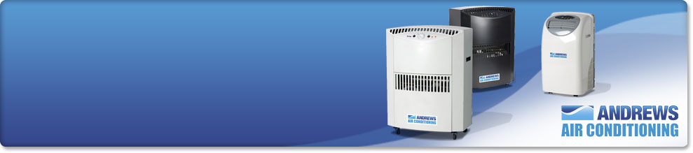 Portable Humidifiers from Andrews Air Conditioning