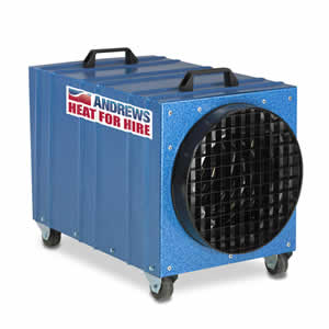 Electric Fan Heaters For Hire De 65 From Andrews Sykes