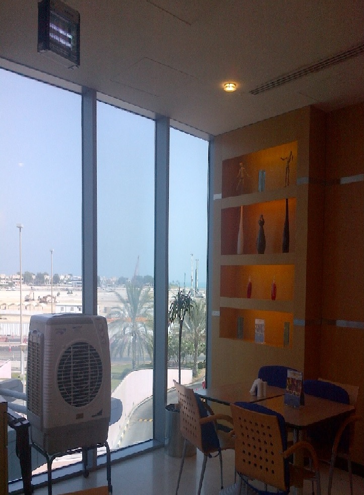Restaurant Cooling in Abu Dhabi